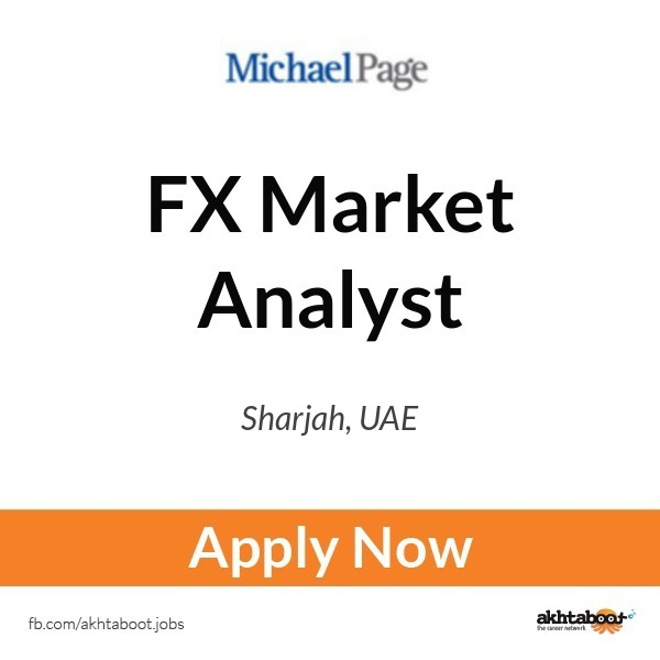 Forex analyst career
