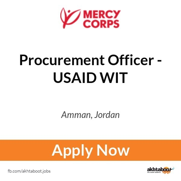 What are the duties of a procurement officer?