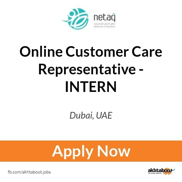 online customer service representative job description